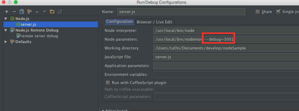 debug nodejs with nodemon and intellij – Life in USA