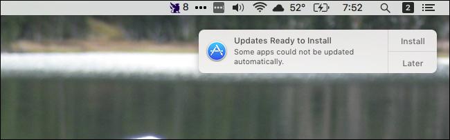 xmac-update-automatic